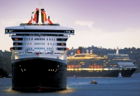 Three For All with Cunard